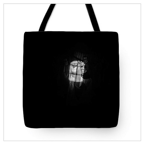 View through the Window Tote Bag