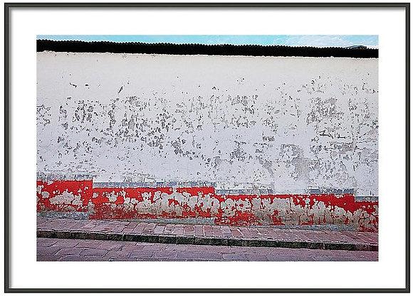 Orizaba Wall Framed