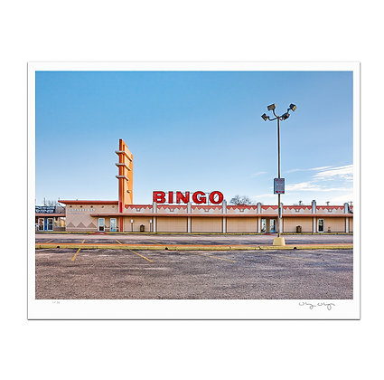 Bingo On Fredricksburg