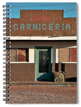 Quintana Carniceria Notebook