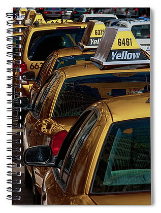 Taxi Line Notebook