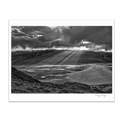 Death Valley Vista Print