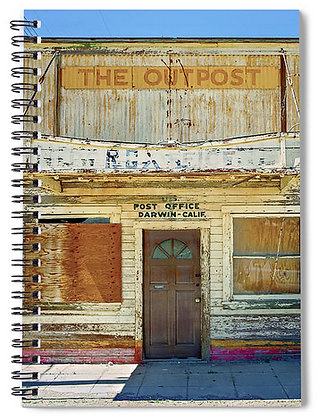 The Darwin Outpost Notebook