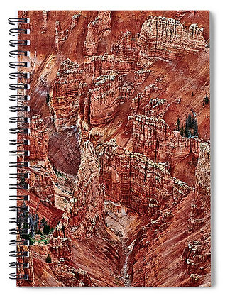 Cedar Breaks Notebook