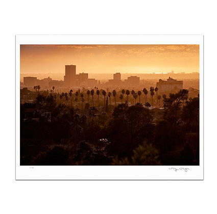 Mid Wilshire and Beyond Print