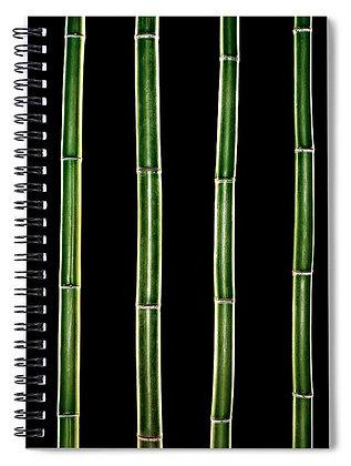 Bamboo Bars Notebook
