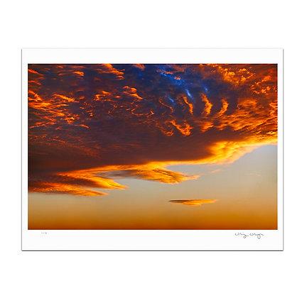 Winter Skies Print