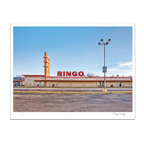 Bingo Parlor on Fredricksburg