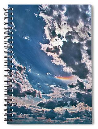 Gateway To Heaven Notebook