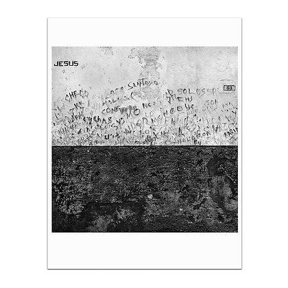 Writing On The Wall Print