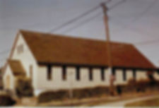 historical photo of St. Therese Church Munhall