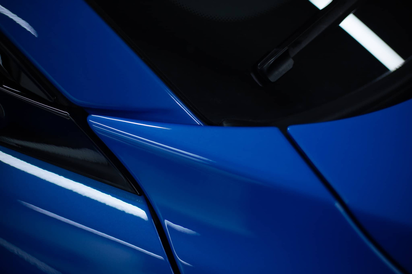 ZDD PPF edge close up