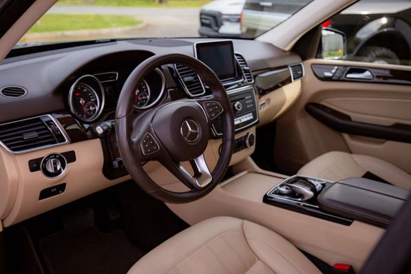 Mercedes GLE350