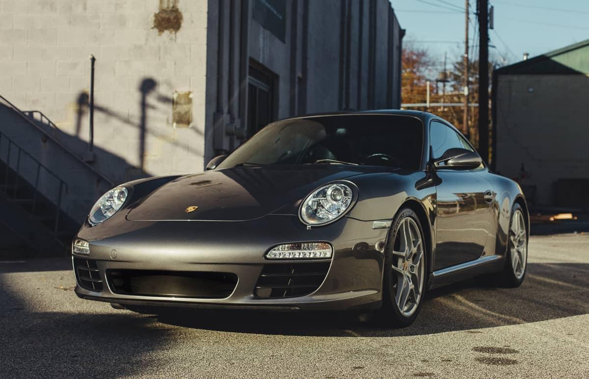ZDD Porsche 997 Paint Protection Film