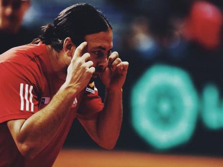 Juego, set y partido, Nico Massú