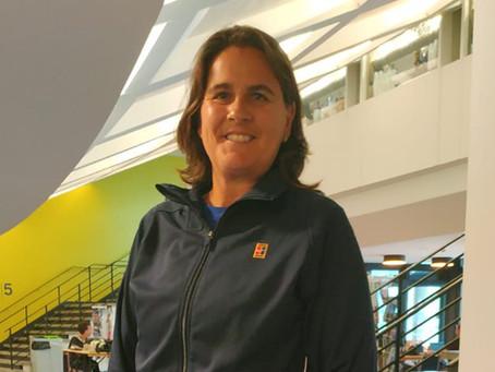 """Conchita Martínez: """"Me gustaría ver mucha más estabilidad de las tenistas que están arriba"""""""