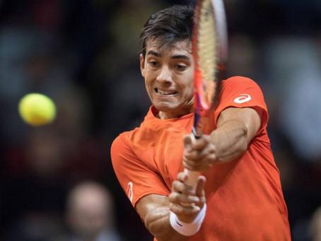 Histórico: Garin impulsa a Chile al Grupo Mundial de Copa Davis