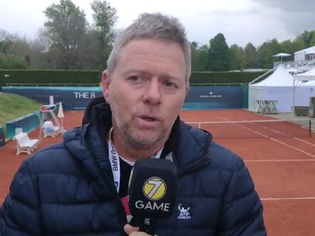 Video: Andrés Schneiter en exclusiva con 7G