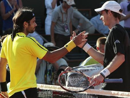 Fernando González recuerda su victoria ante Murray en Roland Garros