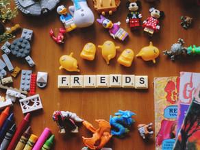 Avoir des amis, c'est bon pour ta santé !