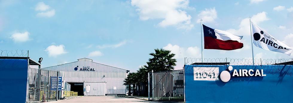 Aircal - Fabrica de Postes de Acero y pr