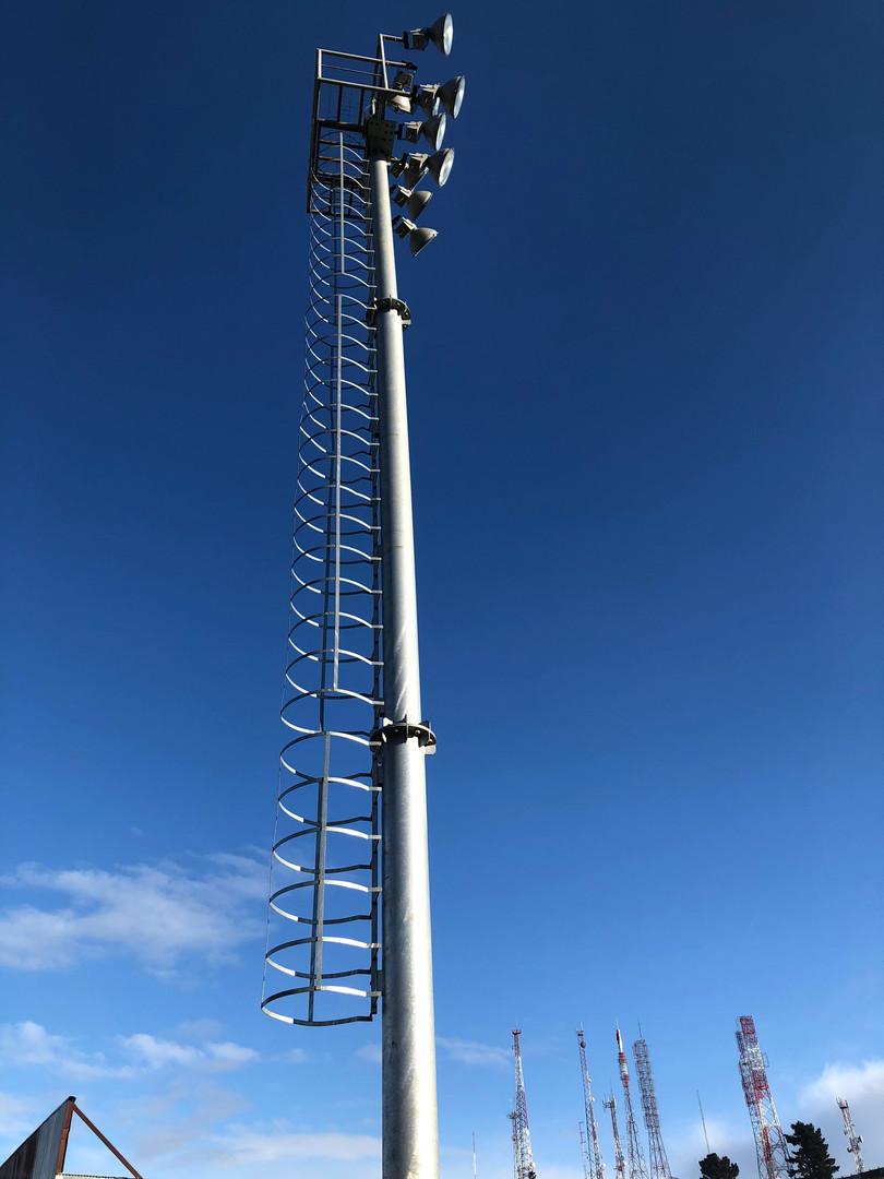 Torre de Iluminacion - Torre para Estadi