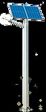 Poste Solar - Postes Solares Aircal