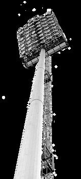 Torre de Iluminación - Torre para Estadi