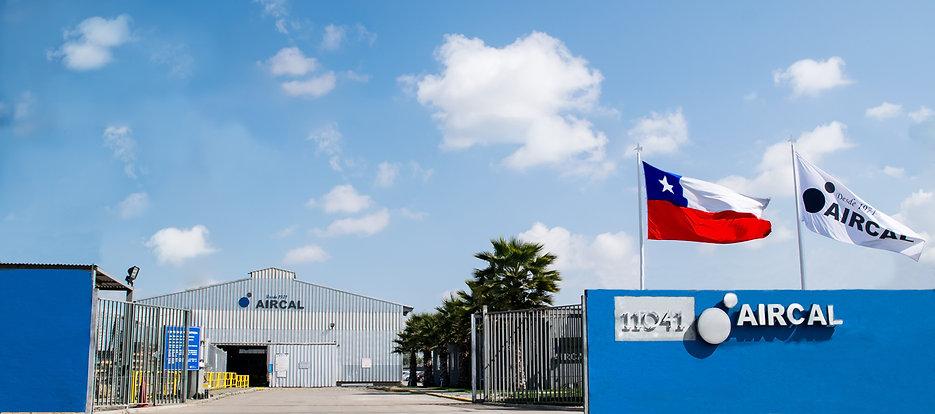 Aircal - Fabricación de Poste de Acero y Maestranza