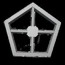 Corona Pentagonal