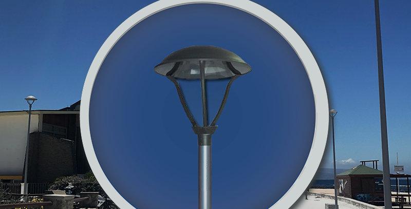 Luminaria Modelo Clear 60w LED