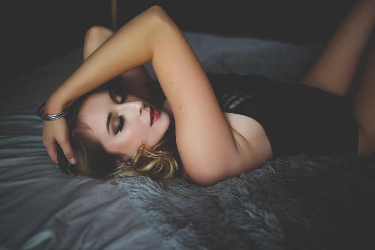 Doll T | Bakersfield Boudoir Photography