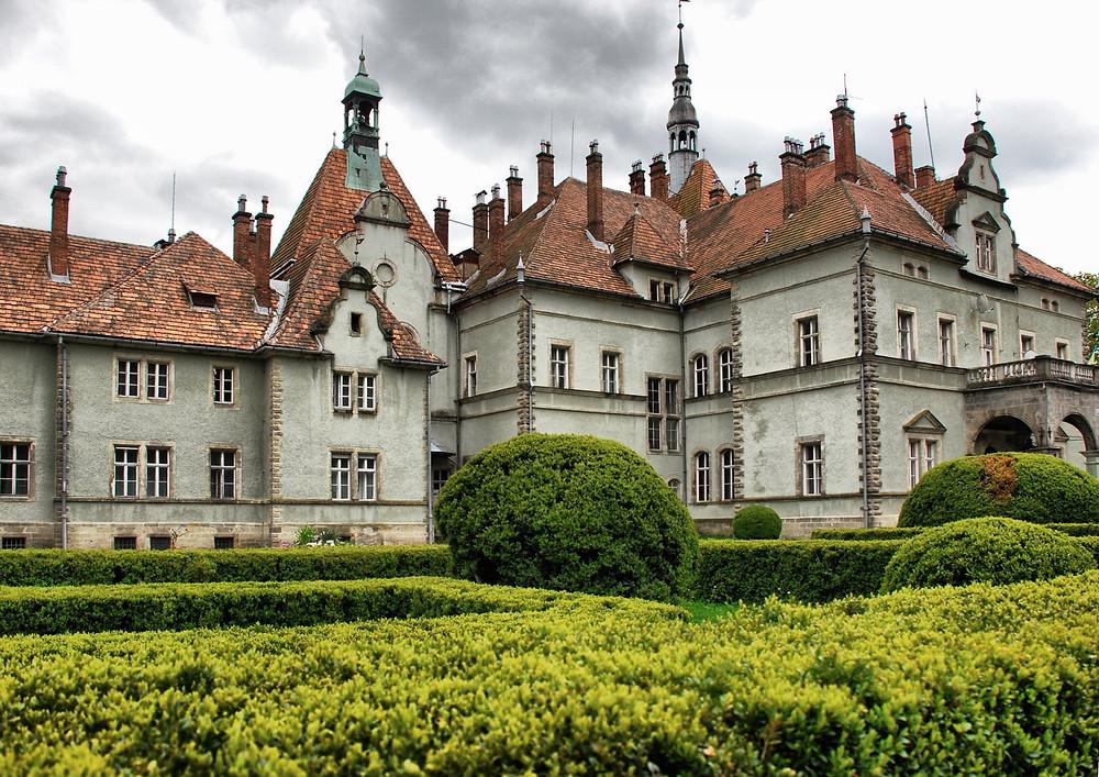 Замки Карпат - Ченадієво, Мукачево: екскурсійні тури