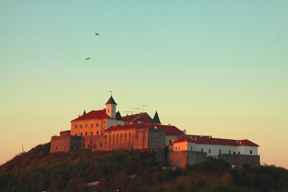 Замки Карпат - Замок Паланок (Мукачево)