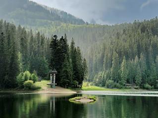 Що за літо без купання? Водойми Закарпаття чекають на Вас!