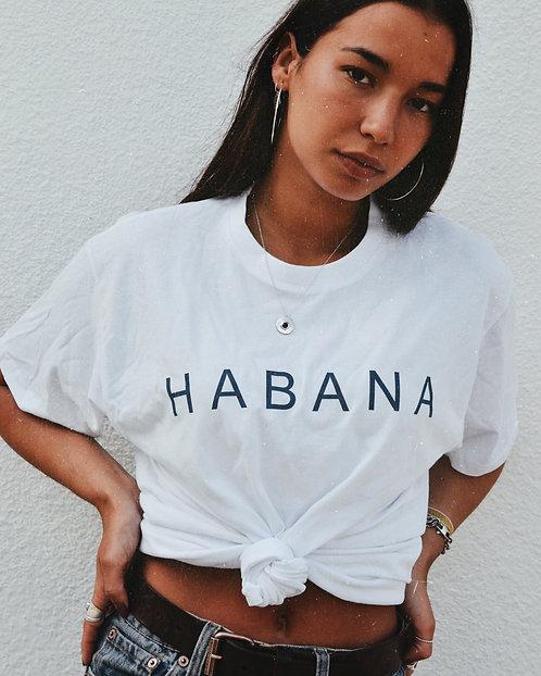 Camiseta Habana