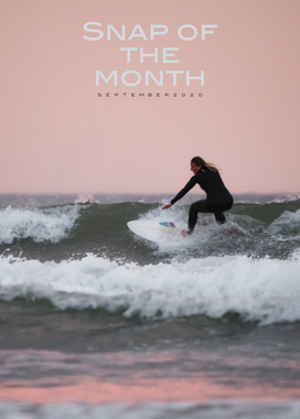 Snap of the Month | September 2020
