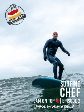 Jam On Top | Ep.2 Surfing Chef