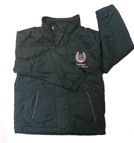 BIS Lightweight reversible jacket with logo -from