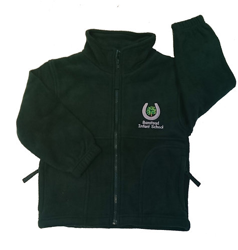 BIS Fleece jacket with  - prices from
