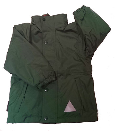 BIS Heavyweight reversible jacket no logo - from