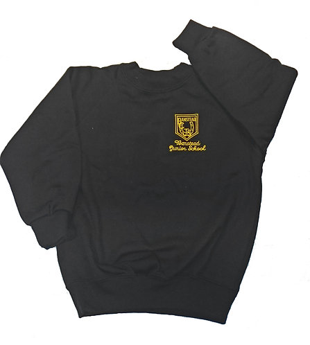BCJS PE Sweatshirt with logo - prices from