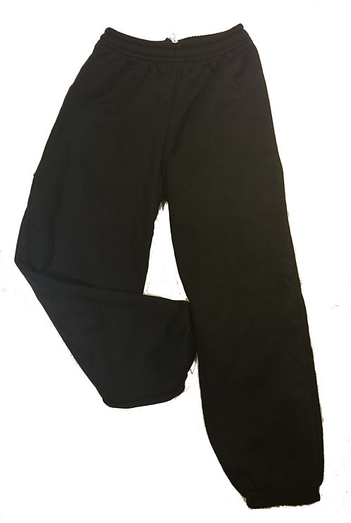 BCJS Black PE jogging bottoms - prices from