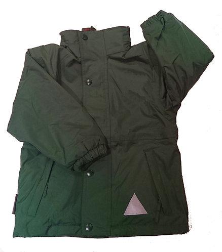 BCJS Heavyweight reversible jacket no logo - from