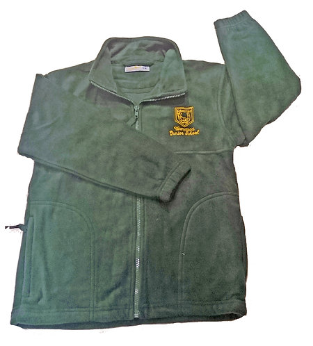 BCJS Fleece with logo - prices from