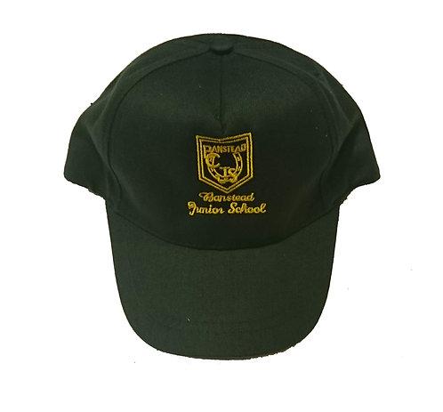 BCJS Sun hat with logo