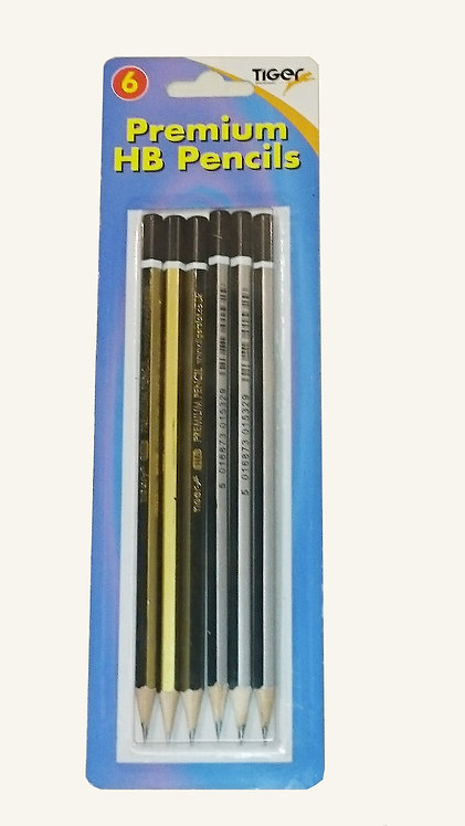 Pencils (pack of 6)