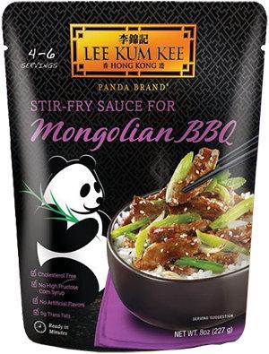 MONGOLIAN BBQ STIR FRY SAUCE
