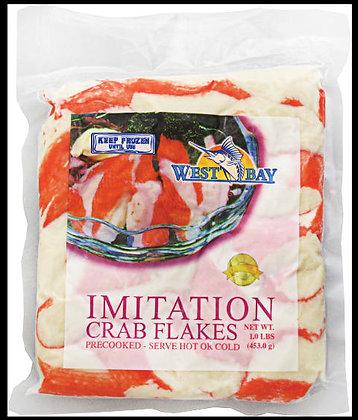 IMITATION CRAB MEAT (FLAKE)
