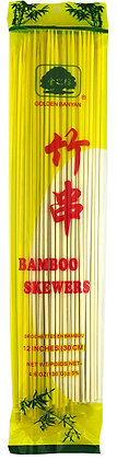"BAMBOO SKEWER 12"""